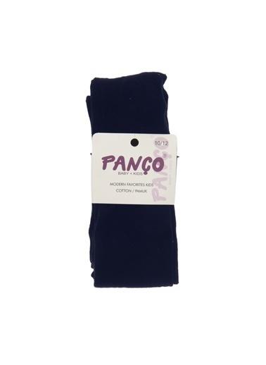 Panço PanÇo 1523600109 Renk Çeşitli Kız Çocuk Külotlu Çorap Lacivert